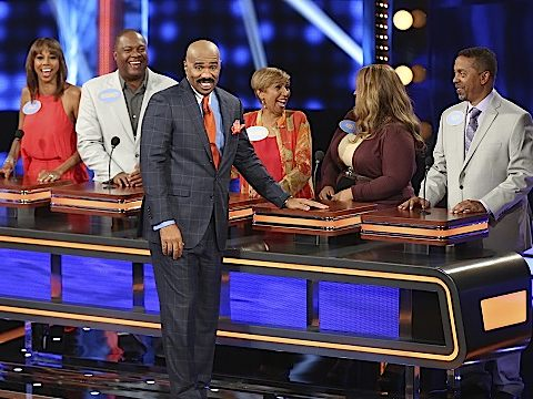 Celebrity Family Feud TV Show: News, Videos, Full Episodes ...
