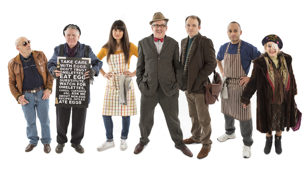 Count Arthur Strong A Titles Amp Air Dates Guide