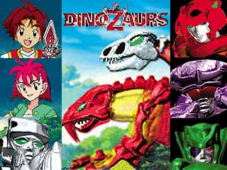 Fox Kids Anime List