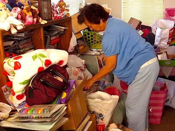 The most appalling homes ever featured on 'hoarders' business.