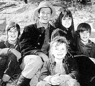 The Monroes 1966 TV Series