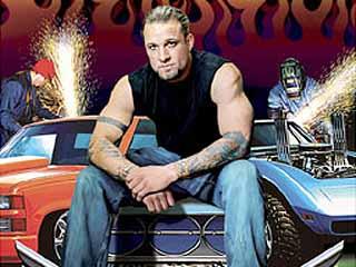 Monster garage a titles air dates guide - Jesse james monster garage ...