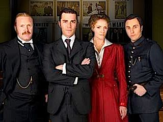 Artful Detective Christmas Special 2021 Murdoch Mysteries A Titles Air Dates Guide