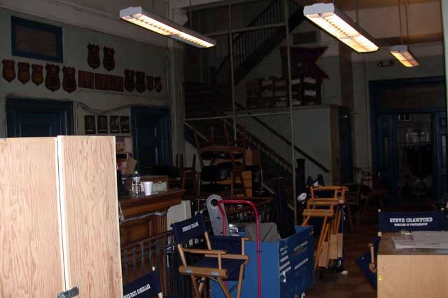 My Visit To The Set Of Nypd Blue