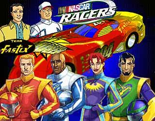 NASCAR Racers - Wikipedia