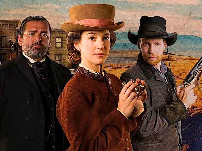 The Pinkertons A Titles Amp Air Dates Guide