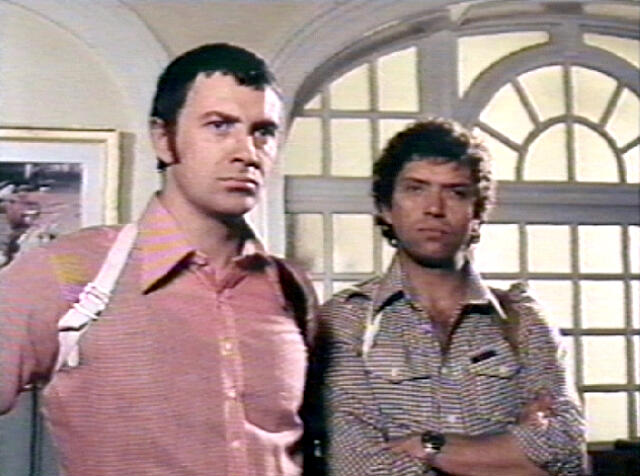 Professionals Ring: Bodie and Doyle