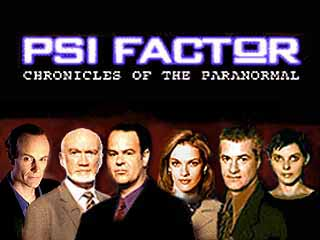 Psi Factor Cast