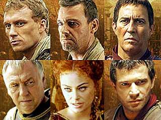Rome Cast