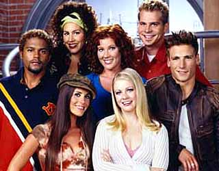 Sabrina The Teenage Witch A Titles Air Dates Guide David lascher joined the cast for three seasons as josh blackhart, sabrina's manager at the coffee shop. epguides com