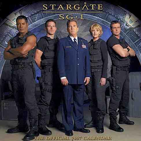 A stargate sg-1 episode guide for jack o'neill and sam carter.