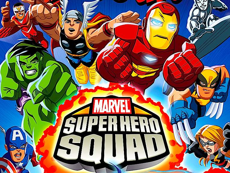 The Super Hero Squad Show A Titles Air Dates Guide