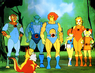Thundercats Show on As A Kid  What Was Your Favorite Cartoon Or Kid S Show