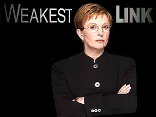 Cullen is the weakest link