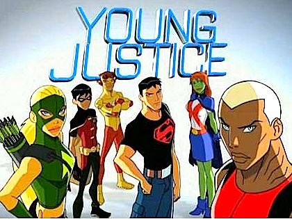 wiki list young justice episodes