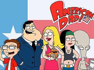 American Dad dvd